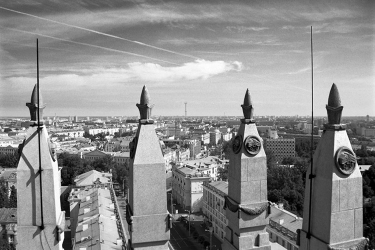 Artur Klinau, What Birds Can See \ The Sun City of Dreams Seria