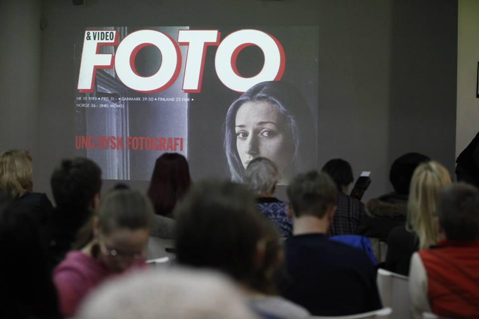 Фатаграфія Валеры Лабко на вокладцы / фота А.Баярынай