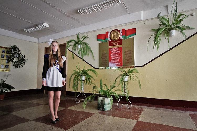 Сяргей Гудзілін Зсерыі «Выпускніцы 2012»