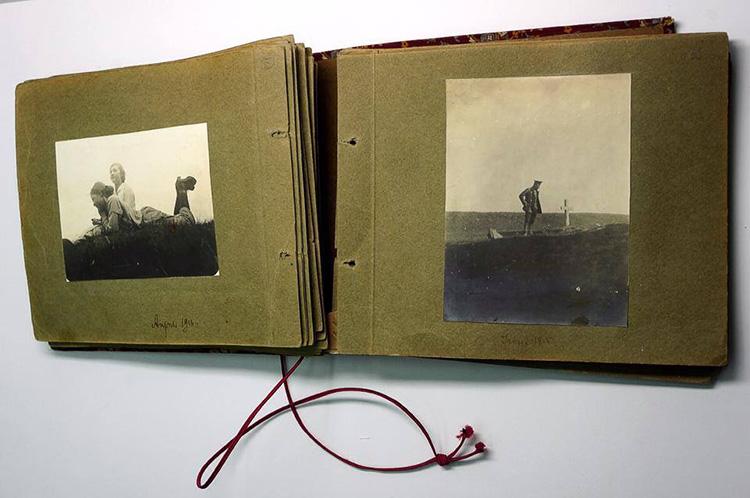 З чацвёртага альбома невядомага доктара Архіў сведкі вайны