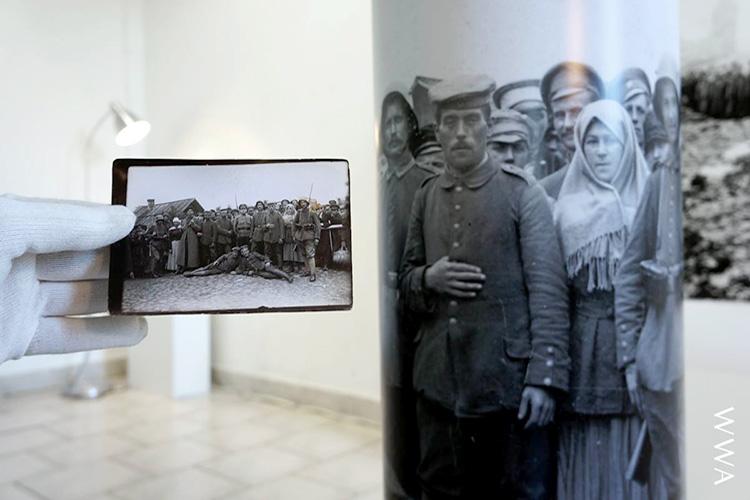 © War Witness' Archive