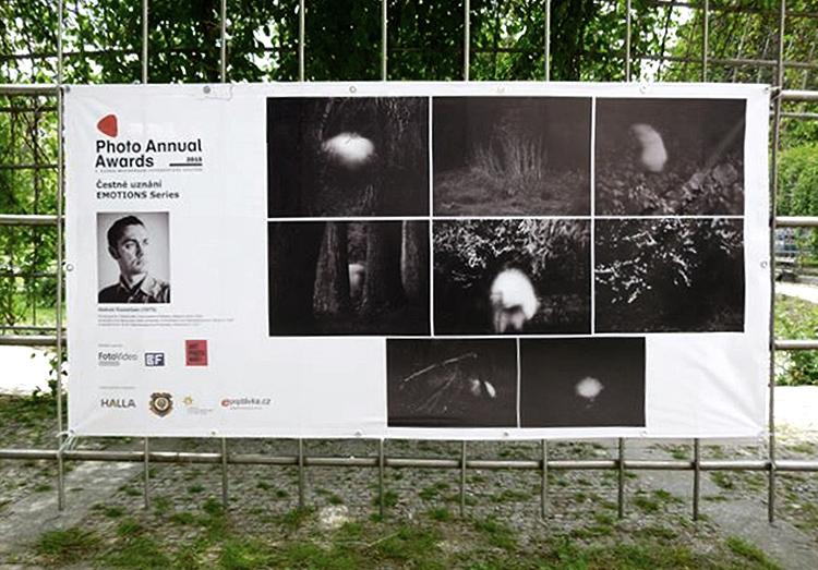Aleksei Kazantsev, «Emotions» Series. Winners 2015