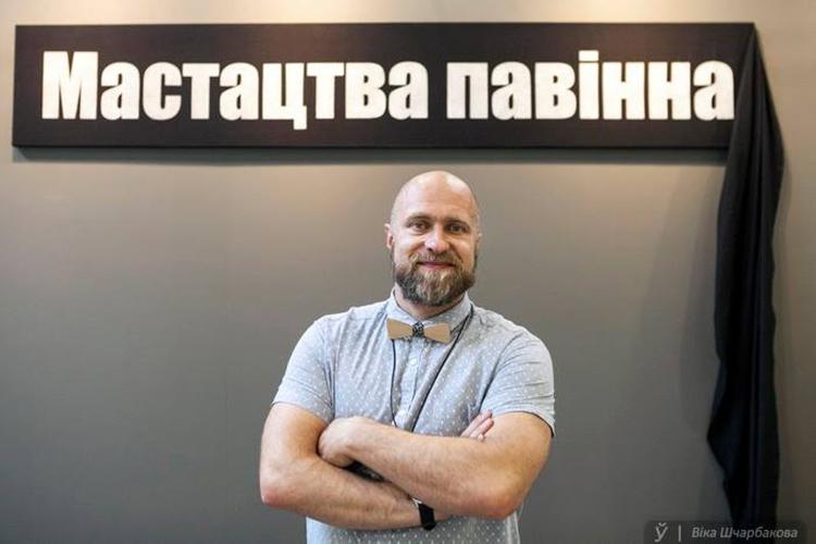 Міхаіл Гулін. Фота В.Шчарбаковай