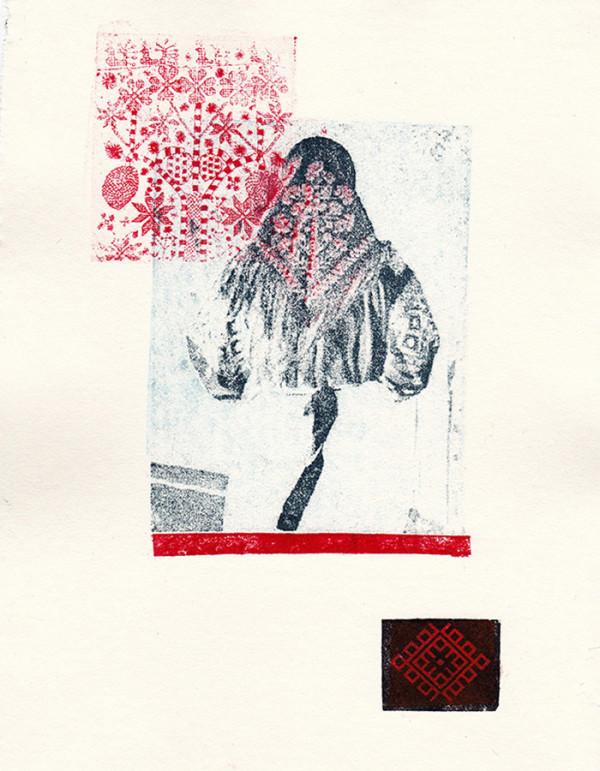 Работа из серии «Gene.BY» Ольги Савич
