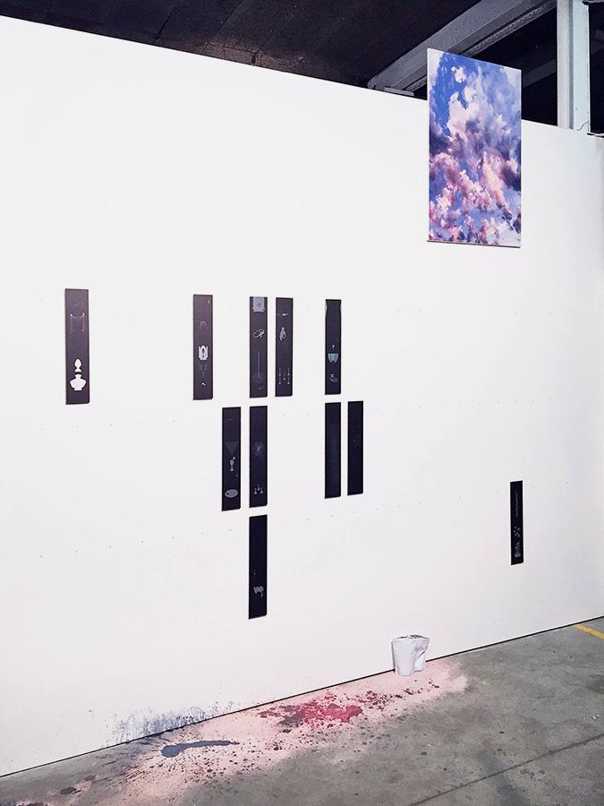 Jura Shust «Monocrystalline cycle» & Matthias Yzebaert